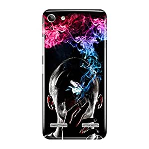a AND b Designer Printed Back Case / Back Cover For Lenovo Vibe K5 (LEN_K5_3D_1857)