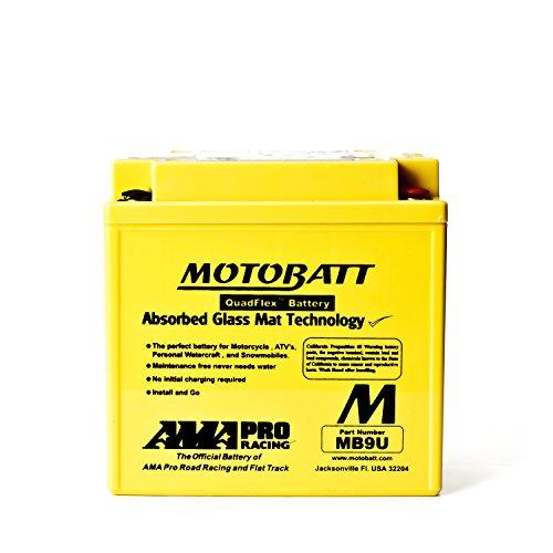 Batteria Motobatt MB9U