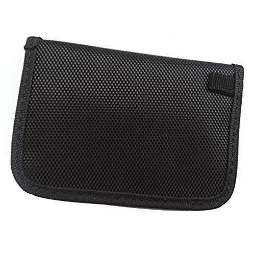Sungpunet Faraday bag anti-radiazioni anti-tracking anti-spyware GPS RFID per blocco segnale schermatura borsa in pelle Phone Shell privacy protezione auto Key bag