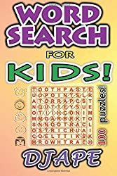 Word Search for Kids: 100 puzzles: Volume 1