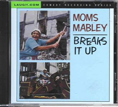 Moms Mabley Breaks It Up (2003-08-02) (Moms Mabley Cd)
