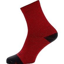 GORE WEAR C3 Calcetines para ciclismo unisex, Talla: 44-46, Color: