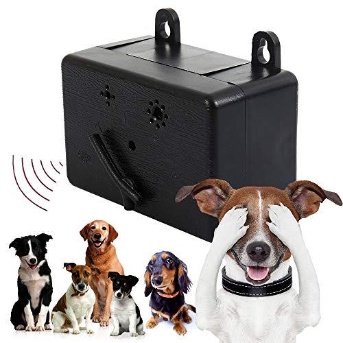 LoveStory Antiabbaio Ultrasuonia per Cani Interno e Esterno Controllo del latrato Equipaggiamento...