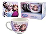 Disney Frozen die Eiskönigin 2er SET TASSE BECHER + UNTERSETZER TELLER
