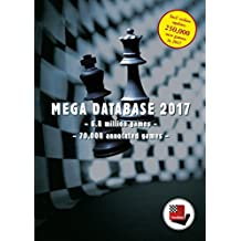Mega Database 2017: 6,8 Mio. Schachpartien, davon 70.000 kommentiert