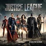 Justice League Official 2018 Calendar - Square Wall Format Calendar (Calendar 2018)