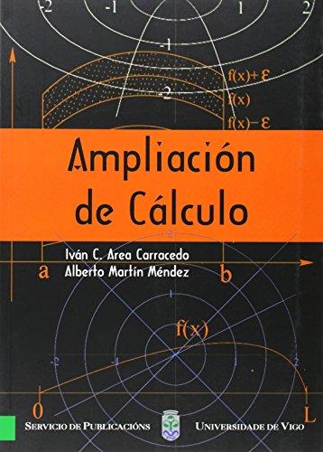 Ampliación de Cálculo (Manuais da Universidade de Vigo, Band 30) - Vigo 30