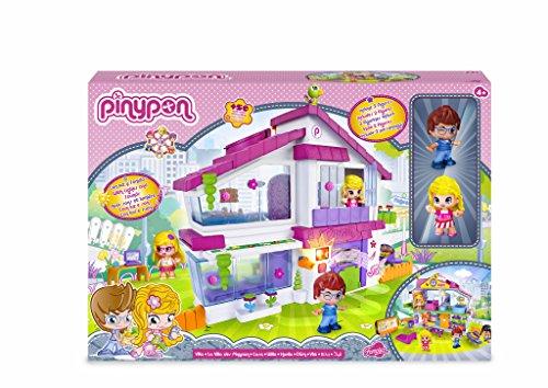 Pinypon - 700012409 - Mini Poupée - la Villa + 2 Figurines