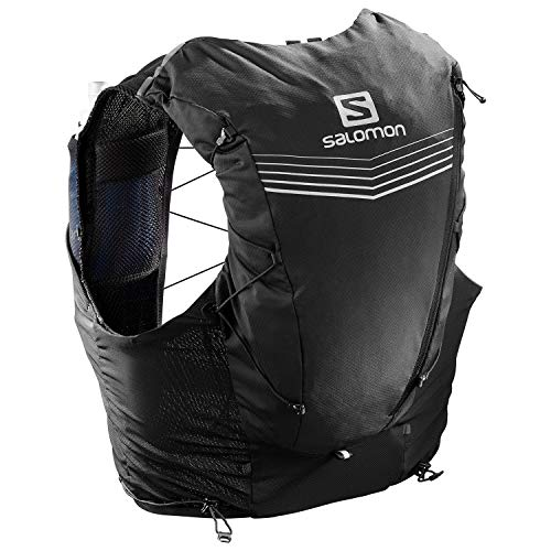 SALOMON Advance Skin 12L Trinksystem, Schwarz, L