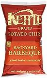 Kettle Brand - Patatas fritas patio parrilla - 5 oz.