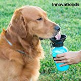 InnovaGoods ig117216Tränkebecken-Trinkflasche für Hunde