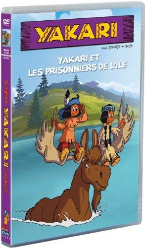 Yakari et les prisonniers de l'île