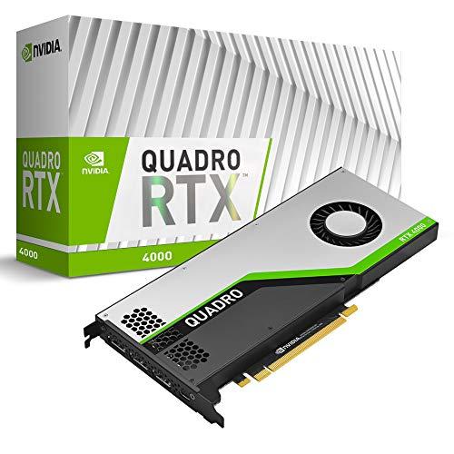 PNY VCQRTX4000-PB - Tarjeta gráfica Quadro RTX 4000