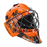 Casco Floorball Iff Certificado para portero, TEMPISH portero Uni Hockey Senior...