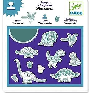 Djeco - Images à tamponner - Dinosaures