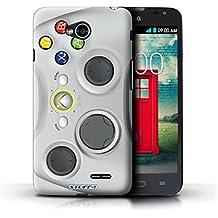 iChoose® rígida teléfono móvil para LG L70/mando de consola