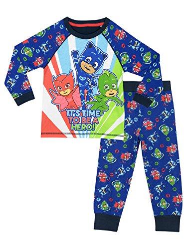 PJ MASKS - Pijama para Niños - PJ Masks -