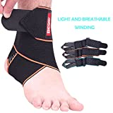 Best Shoes For Weak Ankles - Beskey Ankle Support, Adjustable Ankle Brace Breathable Nylon Review