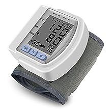 ● affidabile polso Monitor pressione sanguigna assicurare la protezione per la vostra salute.● Caratteristiche tecniche:LCD display digitale 3 (V) modalità di visualizzazione tensioneCampo di misura 20-280 (mmHg)Metodo di misurazione: Metodo oscillo...
