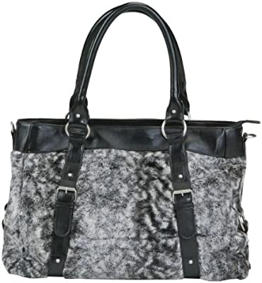 Jané Limited Edition - Bolso cambiador, color blanco y negro