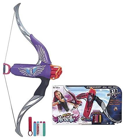 Hasbro B0862EU4 - Nerf Rebelle Strongheart,