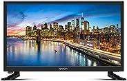 DYON Move 20 TV 49,4 cm (20 Zoll) Fernseher (HD, Triple Tuner (DVB-C/-S2/-T2), Hotelmodus, PC-Monitor-Anschlus