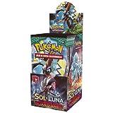 The Pokémon Company Caja de 18 sobres de: Sol y Luna: Albor de...