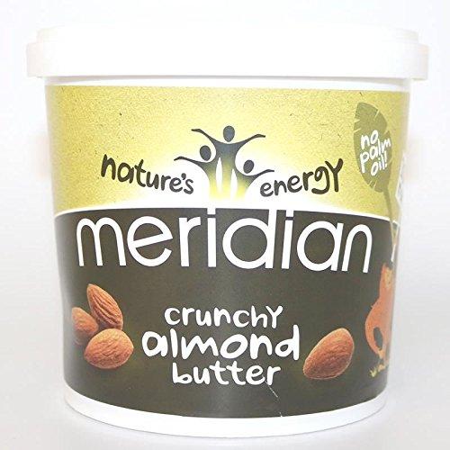 Meridian | Almond Butter Crunchy | 2 x 1kg