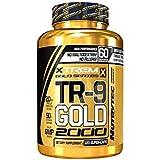 Nutrytec TR-90 Gold Xtrem, 120 caps de 1000mg Tribulus