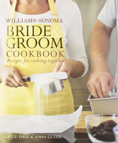 williams-sonoma-bride-groom-cookbook