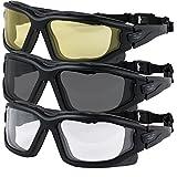 Valken Zulu Tactical Safety Goggles
