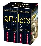 Anders 1 - 4: Die tote Stadt / Im dunklen Land / Der Thron von Tiernan / Der Gott der Elder bei Amazon kaufen