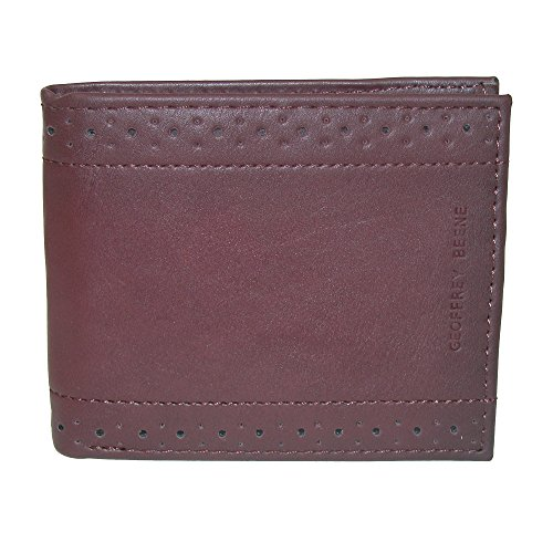 geoffrey-beene-mens-rfid-protected-bifold-wallet-with-perforated-detail-cognac