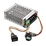 Bluelover 10-50V 40A Pwm Dc Motor Speed Controller Regler Cw Links Reversible Pulse Driver