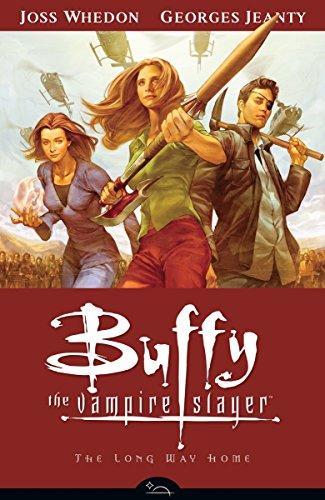 Buffy the Vampire Slayer Season 8 Volume 1: The Long Way Home: Long Way Home Season 8