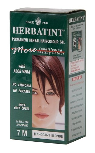 Herbatint Herbatint permanente Mogano Biondo (7m)