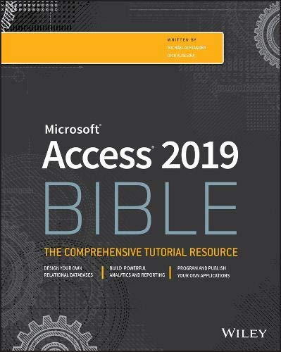 eBook de Access 2019