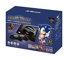 Console Retro Sega Mini Megadrive + 85 jeux
