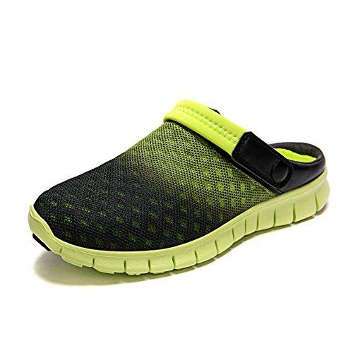 Sandales de plage pour hommes/Chaussures homme trou/Chaussons mode coréenne A