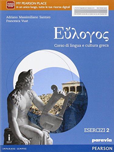 Eulogos. Per le Scuole superiori. Con e-book. Con espansione online: 3
