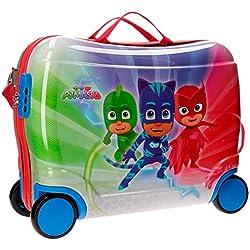 PJ Masks Winter Heroes 42399C1, Equipaje Infantil, 50 cm, 34 Litros, Multicolor