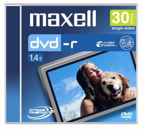 Maxell DVD-R CAM 30 min. 1