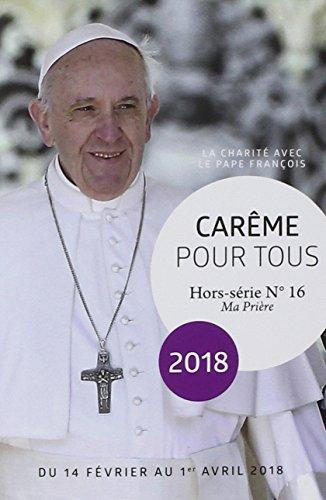 Carme pour tous 2018: La Charit avec le Pape Franois