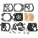 VERY100 Kit de Reparación de Carburador - ajuste WALBRO K10-WAT WA+WT Series Stihl 031 032 028 026 021