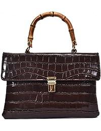 Rrimin Women Fashion Luxury Envelope Shoulder Bag Messenger Bag Handbags