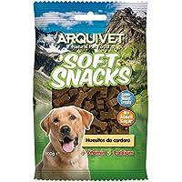 Arquivet Soft Snacks para perro Huesitos cordero 100 g