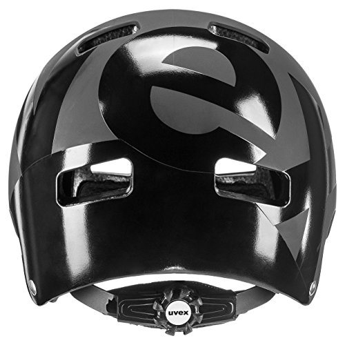 Uvex Fahrradhelm Hlmt 5 Bike Pro, Black Mat, 58-61, 4103030719 - 2