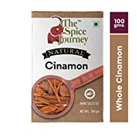 The Spice Journey Whole Cinnamon Pack of 100 gm