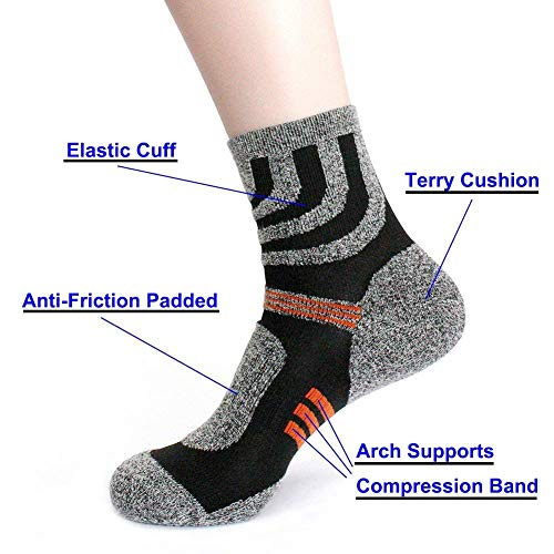 3-Pairs-Men-Women-Hiking-Socks-No-Blister-Terry-Cushion-Breathable-Warm-Moisture-Wicking-Arch-Support-for-Outdoor-Sports-Running-Walking-Trekking-Cycling-Camping-Golf-Gym-Unisex-UK-Size-3-7