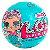 LOL Surprise Little Doll and Accessories 7 Layer Fun Series 1 (Set of 4)